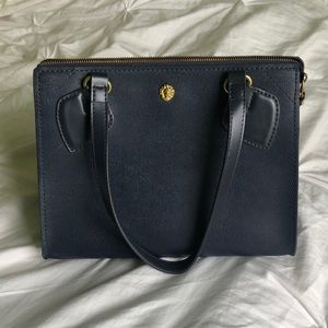 Dark Blue Anne Klein Purse